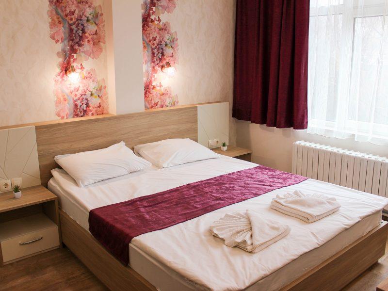 Двойна луксозна стая със спалня